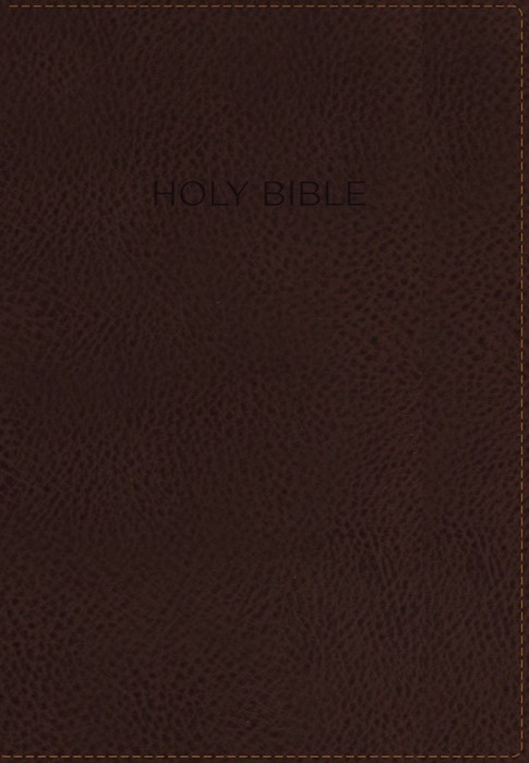 KJV Foundation Study Bible (Imitation Leather)