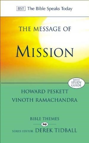 The BST Message of Mission (Paperback)