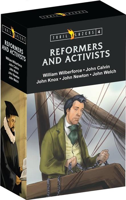 Trailblazer Reformers and Activists Box Set 4 (Paperback)