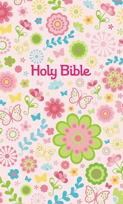 ICB Hardcover Sequin Bible Sparkles With Tote Bag (Hard Cover)
