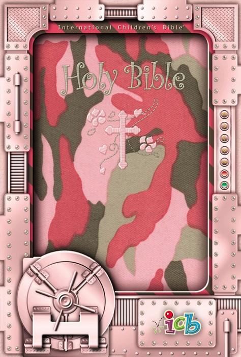 ICB Compact Kids Bible (Paperback)