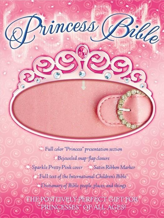 ICB Princess Bible (Paperback)
