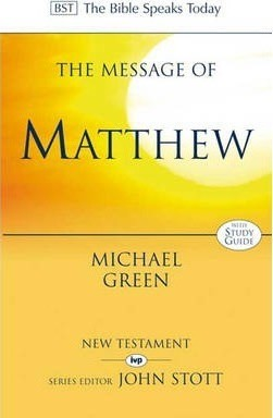 The BST Message of Matthew (Paperback)