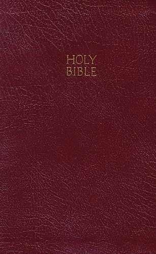 NKJV Ultraslim Reference Bible (Bonded Leather)