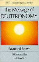 The BST Message of Deuteronomy (Paperback)