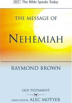The BST Message of Nehemiah (Paperback)