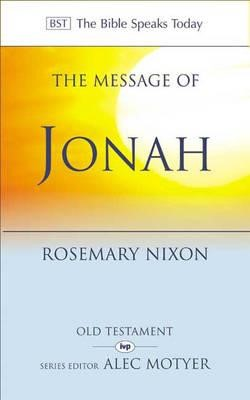 The BST Message of Jonah (Paperback)