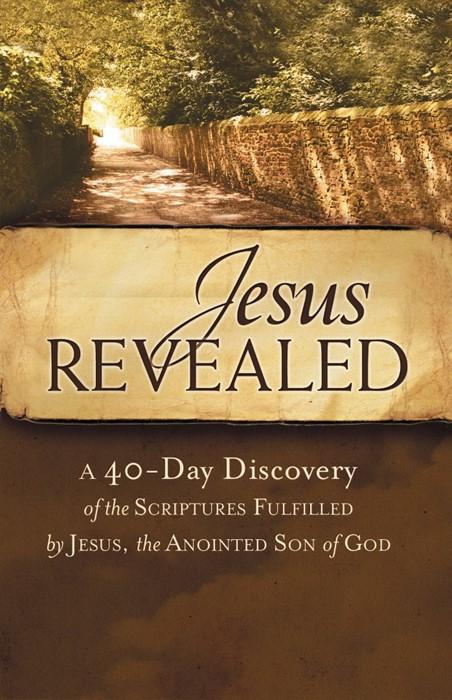 Jesus Revealed Booklet (Paperback)