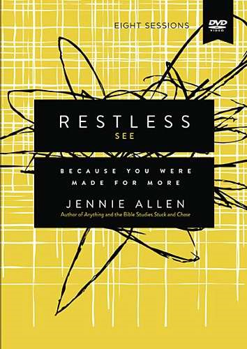 Restless Dvd (DVD Video)