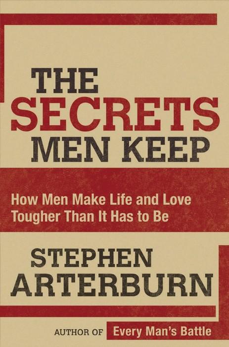 The Secrets Men Keep (Paperback)