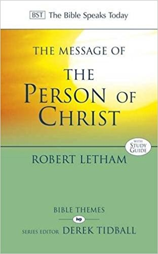 The BST Message of the Person of Christ (Paperback)