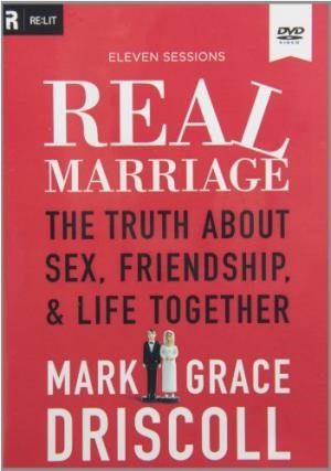Real Marriage DVD (DVD Video)