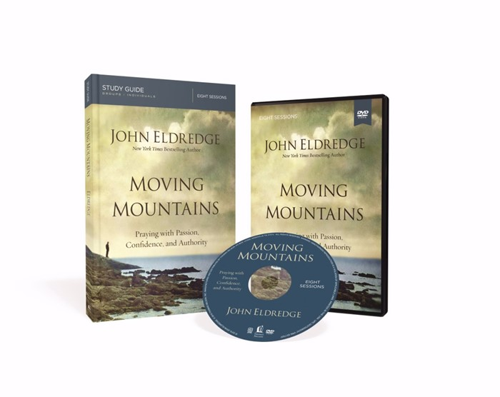 Moving Mountains Study Guide With DVD (Paperback w/DVD)