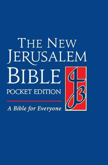 NJB New Jerusalem Pocket Bible (Hard Cover)