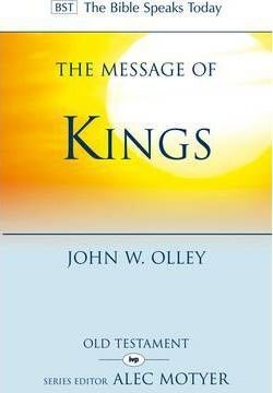 The BST Message of Kings (Paperback)