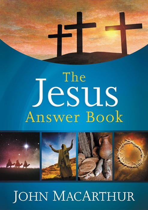 The Jesus Answer Book (Hard Cover)