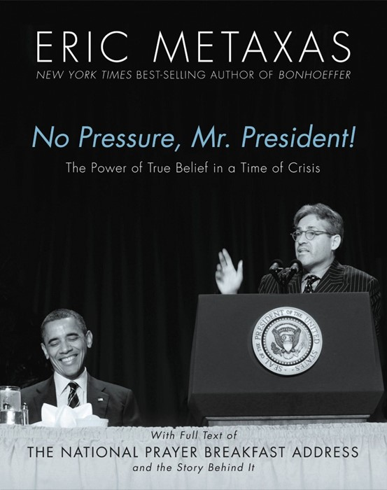 No Pressure, Mr. President! (Hard Cover)
