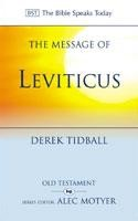 The BST Message of Leviticus (Paperback)