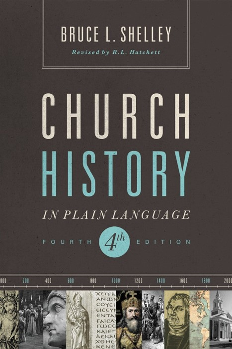Church History In Plain Language (Paper Back)