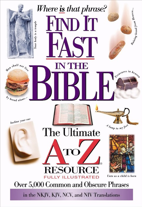 Find It Fast In The Bible (Paperback)