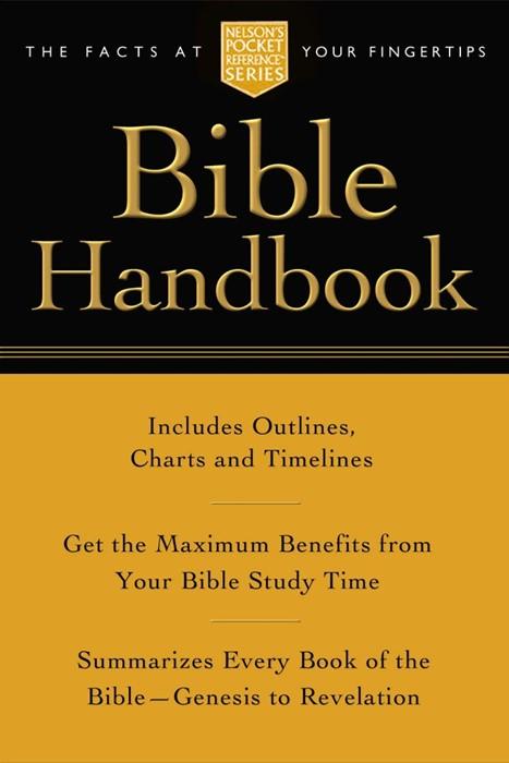 Pocket Bible Handbook (Paperback)