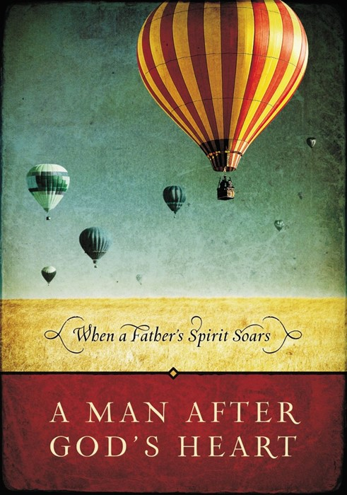 A Man After God's Heart (Hard Cover)