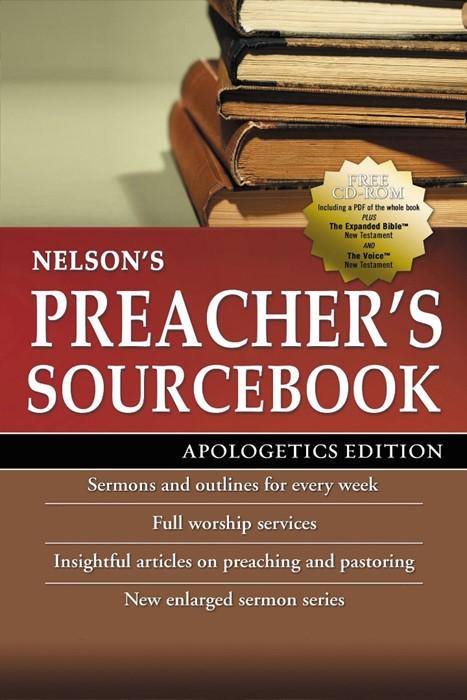 Nelson'S Preacher'S Sourcebook (Paperback)