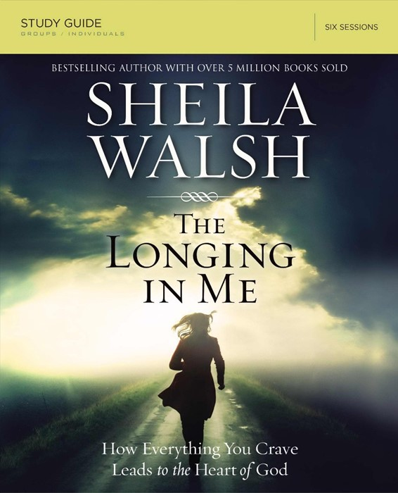 The Longing In Me Study Guide (Paperback)