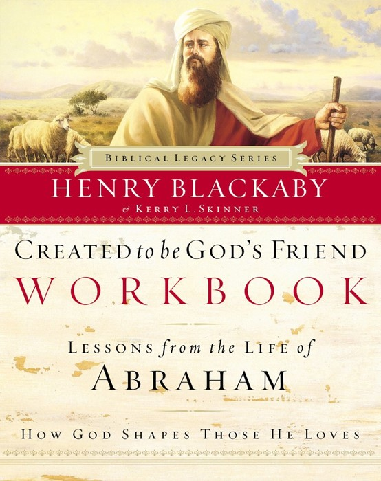Created To Be God's Friend Workbook (Paperback)