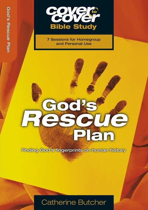 Cover To Cover Bible Study: God's Rescue Plan (Paperback)
