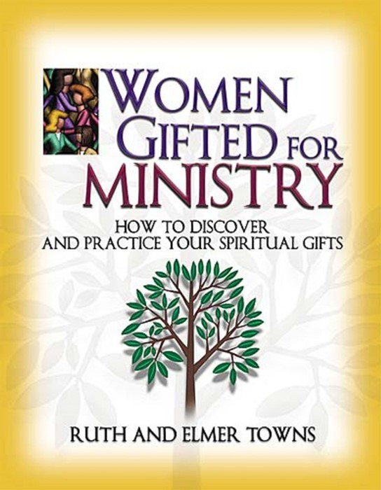 Women Gifted for Ministry (Paperback)