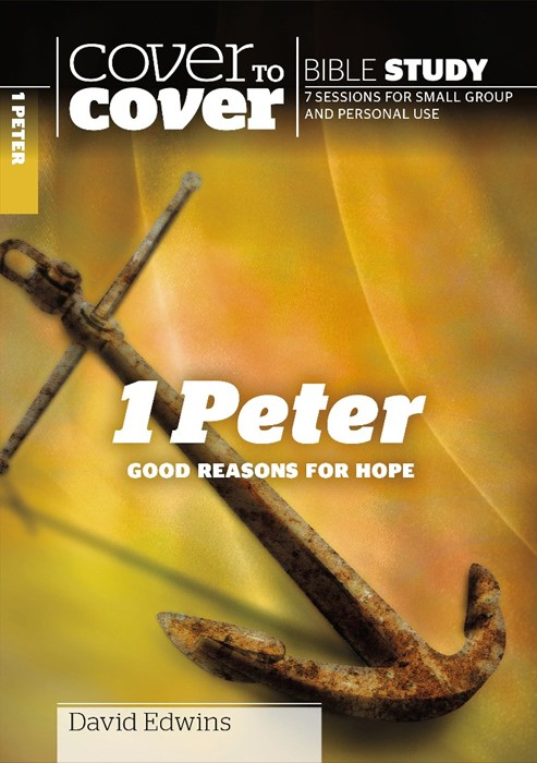 Cover To Cover Bible Study: 1 Peter (Paperback)