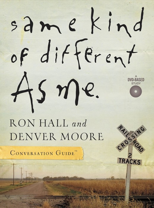 Same Kind of Different as Me Conversation Guide (Paperback)