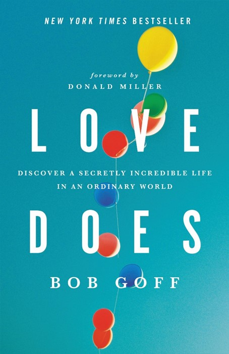 Love Does (Paperback)
