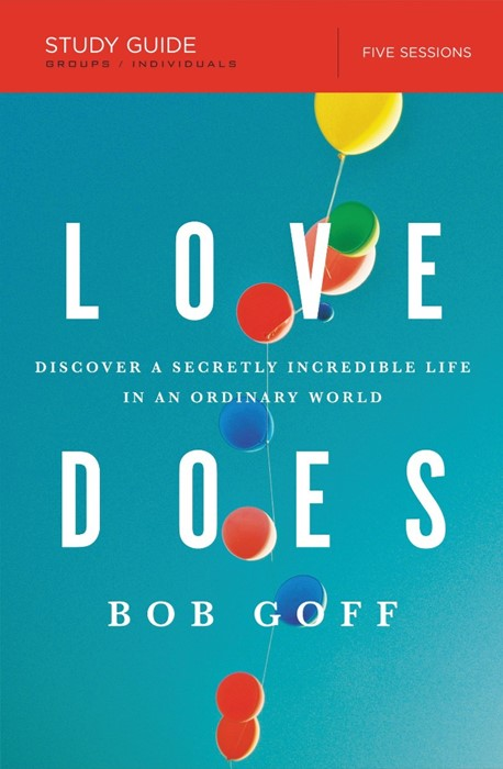 Love Does Study Guide (Paperback)