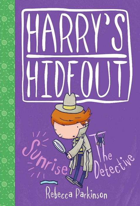 Harry's Hideout: Sunrise / The Detective (Hard Cover)