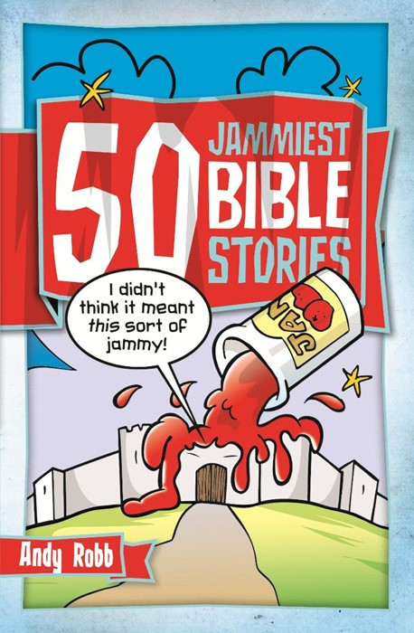 50 Jammiest Bible Stories (Paperback)