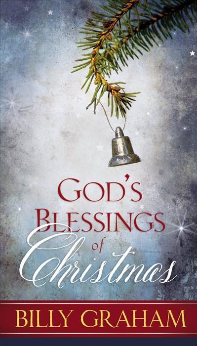 God's Blessings Of Christmas (Paperback)