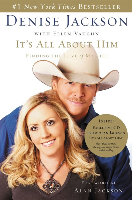 It's All About Him (Hard Cover)