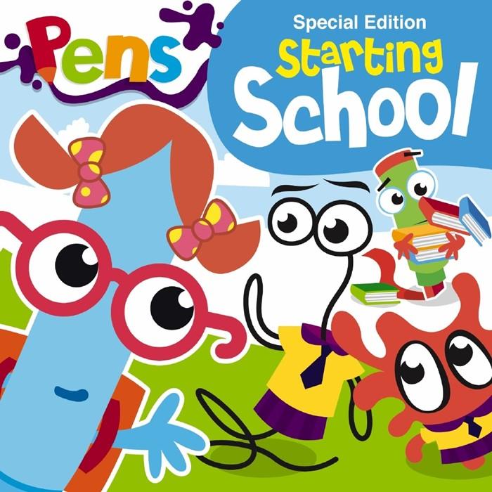 Pens Special: Starting School (Paperback)