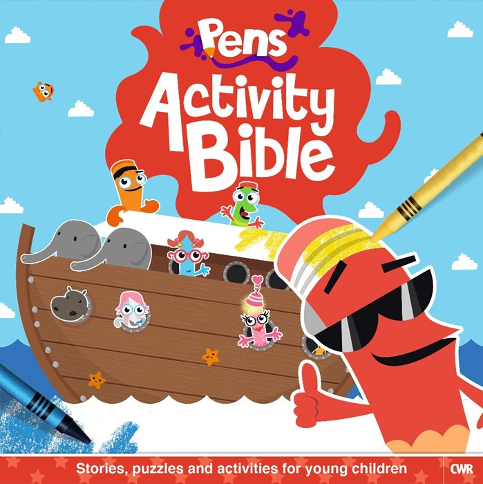 Pens Activity Bible (Paperback)
