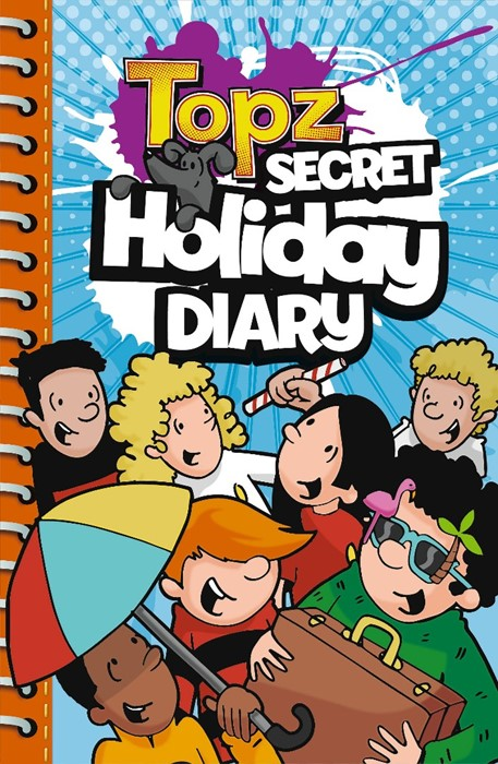Topz Secret Holiday Diary (Paperback)