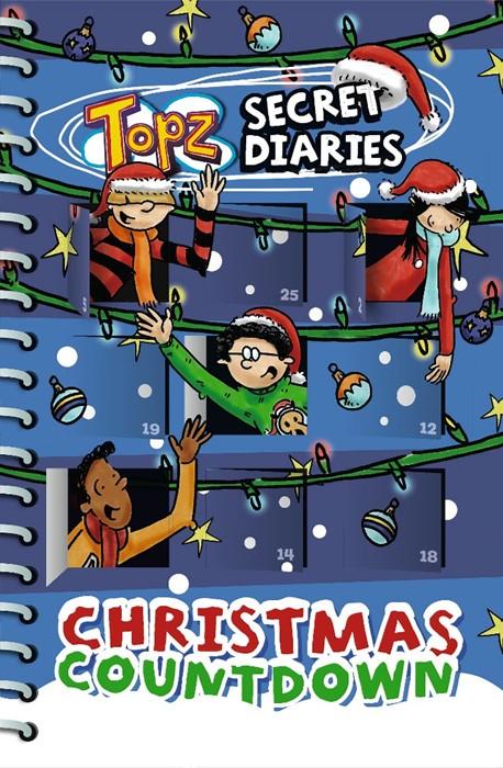 Topz Secret Diaries: Christmas Countdown (Paperback)