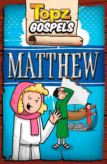 Topz Gospels - Matthew (Paperback)