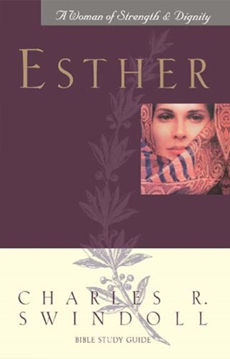 Esther -Revised- Bible Study Guide (Paperback)