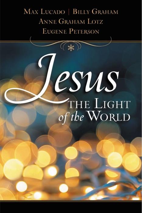 Jesus, Light Of The World (Paperback)