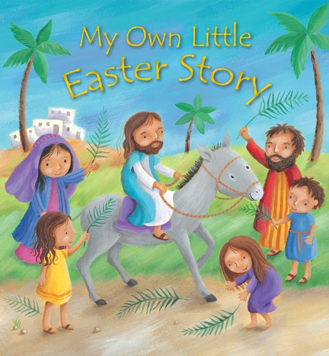 My Own Little Easter Story (Hard Cover)