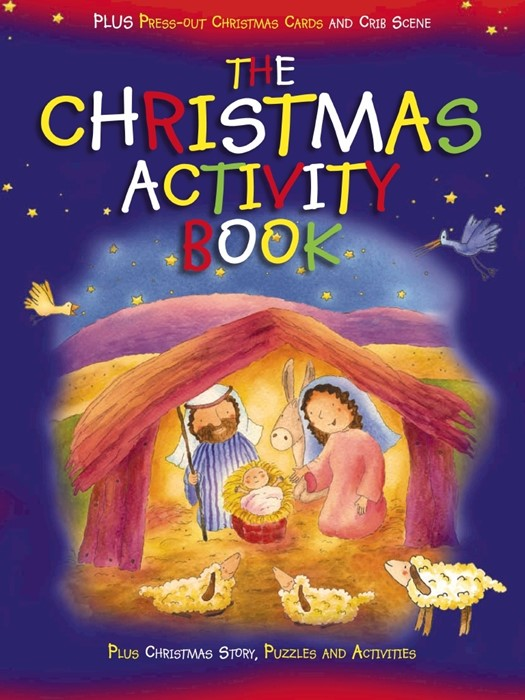 The Christmas Activity Book (Paperback)