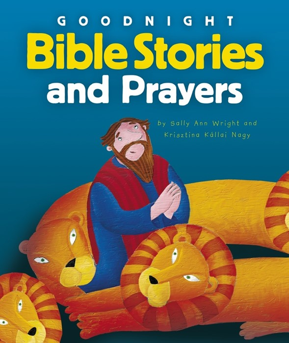 Good Night Bible Stories And Prayers (Paperback)