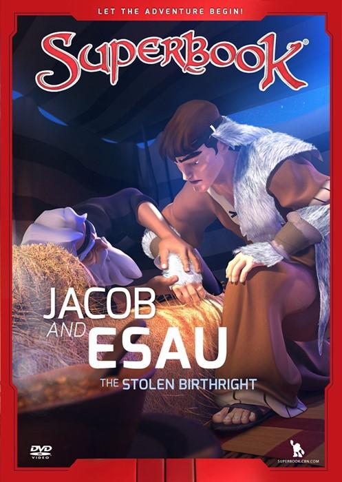 Jacob And Esau DVD (DVD)